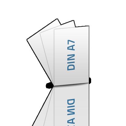 Format Din A7