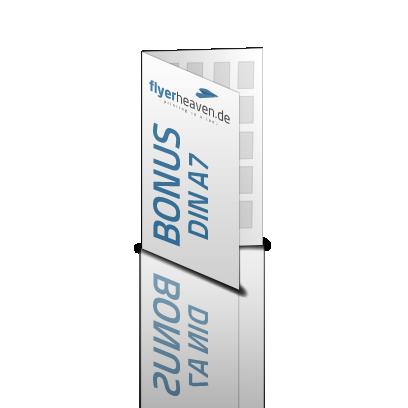Bonuskarte A7 4 Seitig Drucken Lassen Flyerheaven De